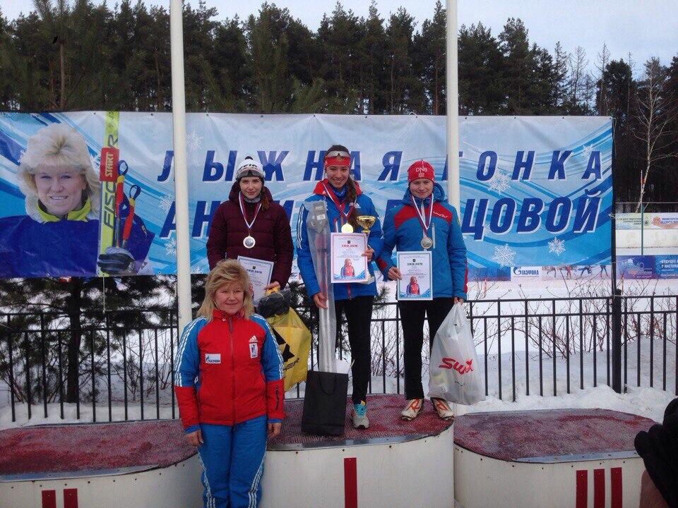 Весь февраль коломенские лыжники боролись за медали, фото Коломна Спорт