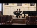 А. Вивальди концерт ре минор для скрипки 3 часть