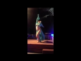Neena Nour Belly dancer Los Angeles a performance in Dubai UAE 5574