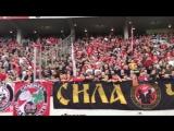 Фанаты Спартака оскорбляют Гильерме