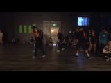 Denzel Chisolm Choreography  P. Diddy ft. Christina Aguilera - Tell Me