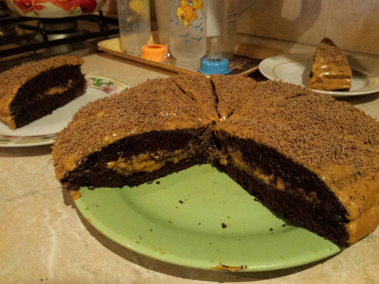 Торты черный принц рецепты простые в домашних условиях