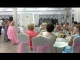 Поздравление экспромтом гостьи на свадьбе Кулик Антона и Александры, 27.08.2016 г.
