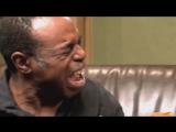 Crying negro