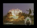 КНР.Учения со взрывом атомной бомбы