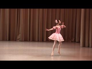 вариация из балета -Фея кукол