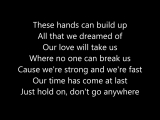 Taio Cruz World in our Hands (Lyrics)