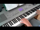 D Gray Man OST Musician The 14th Song Piano Cover