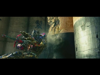 Оптимус Прайм против Локдауна (Финальная битва) ¦ Трансформеры 4׃ Эпоха истребления