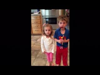 «Дорогой, мы съели твои конфеты»: родители разыгрывают детей