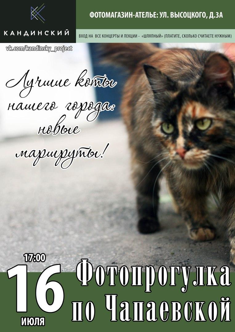 Афиша Самара 16/07 - Фотопрогулка по Чапаевской ул. (4)