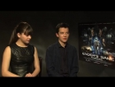 Enders Game interviews — Asa Butterfield, Hailee Steinfeld