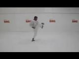 Jesse Enkamp - Traditional Karate in MMA (Kata Bunkai) (1)