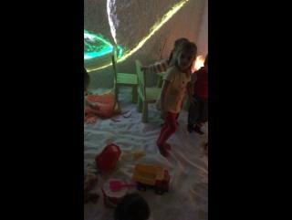 ДЦ Кубики на сеансах в солевой комнате МореСольКа
