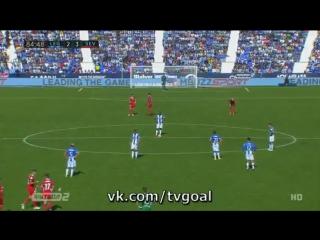 Леганес 2-3 Севилья