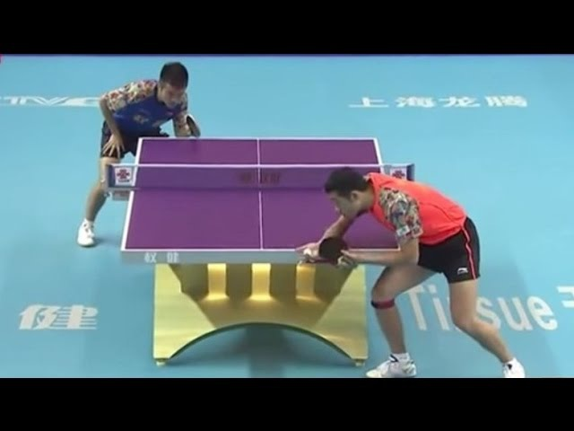 Le meilleur du Tennis de Table 1