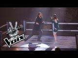 La Voix 5  Rose VS Louis-Paul  Duels  Born To Be Wild