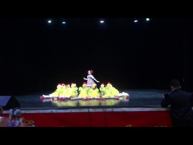 микс - цып-цып-цыплята ZаГрай Fest - 2017