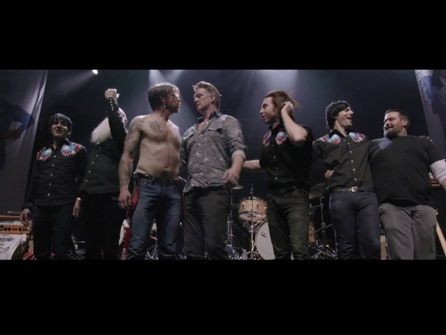 Eagles Of Death Metal Speaking in Tongues Live Paris L'Olympia on Feb 16 2016