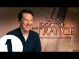 Март 2017. Рассказывает эту историю, про магазин комиксов. Benedict Cumberbatch went in a comic book store dressed as Doctor Strange