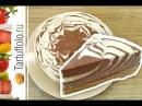 Творожный торт БЕЗ выпечки ШОКОЛАДНО ЛИМОННЫЙ ТОРТ Очень вкусный