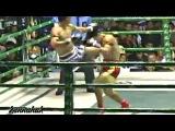 Attachai Fairtex: Beating the Boxer