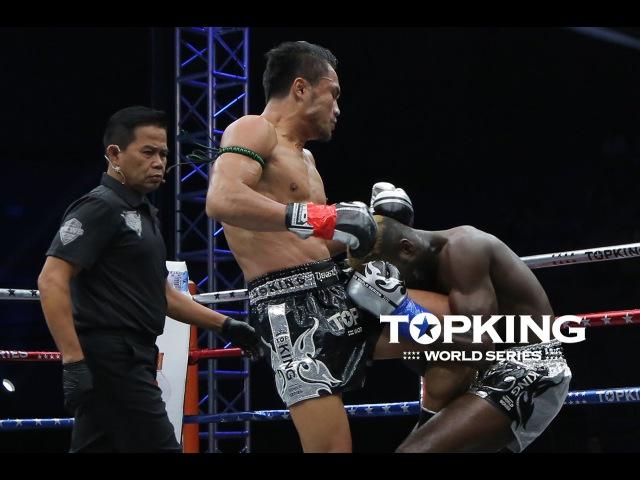 TK10 Tournament : Sorgraw Petchyindee (Thailand) vs Mouhamadou Souane (Senegal) (Full Fight HD)