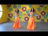 Школа арабского танца Хабиби - Tabi-tabi