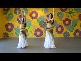 Школа арабского танца Хабиби - Дон жуан