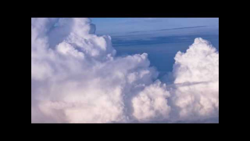 Cloudscapes: calming clouds to Deuter Annette Cantor
