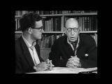 A Conversation with Igor Stravinsky (1957)
