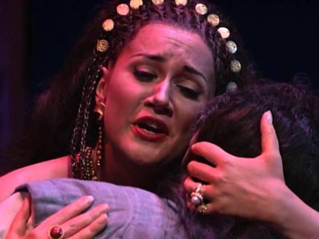 Mon coeur souvre a ta voix - третья ария Далилы из оперы Самсон и Далила (К.Сен-Санс)