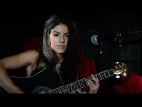 Led Zeppelin - Babe I'm Gonna Leave You Veronica Sixtos Acoustic Cover