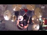 Nick Menza - Devil's Island (Drum Cover)