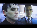►oswald and edward || you were the one time I let love weaken me (+3x22)