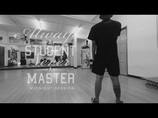 Midnight Session - Ghostyle Alex Malaysia Bboy 2016 Freshit Tv