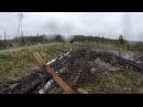 Канадец пытался отбиться от медведя на охоте луком и стрелами