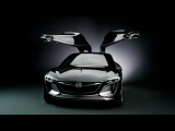 New Opel Monza Concept opens its doors