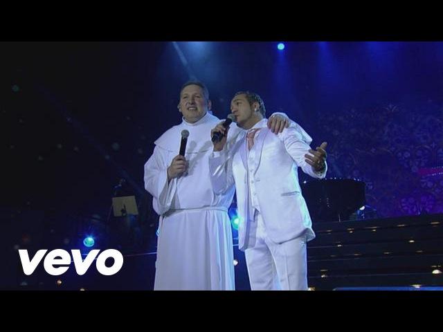 Padre Marcelo Rossi - Força e Vitória (Video ao vivo) ft. Belo