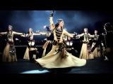 Rustavi Georgian traditional (folk) dancing and singing (HD)