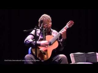 32nd Volos International Guitar Festival - Aniello Desiderio