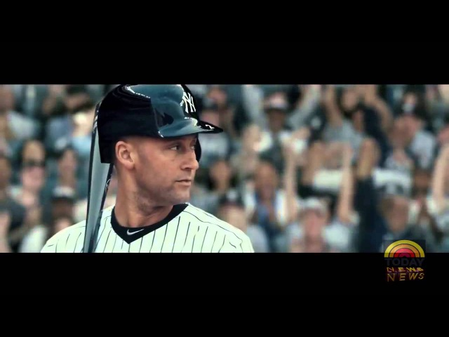 RE2PECT Derek Jeter Jordan Commercial AD Respect Tribute!