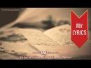 Sealed With A Kiss | Jason Donovan | Lyrics [Kara Vietsub HD]