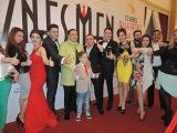 Biznesmen filmi Qala Gecesi StarLife XezerTV Nail Naiboglu DJ R@min M.M Азеры кинотеатры - Азербайджанские кинотеатры