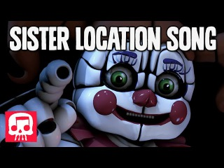 FNAF SISTER LOCATION Song by JT Machinima -