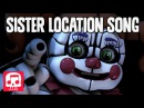FNAF SISTER LOCATION Song by JT Machinima - Join Us For A Bite [SFM]
