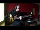 Ibanez Ashula SRAS7 - Awesome hybrid fretless/fretted 7 string bass - Kosma Kalamarz