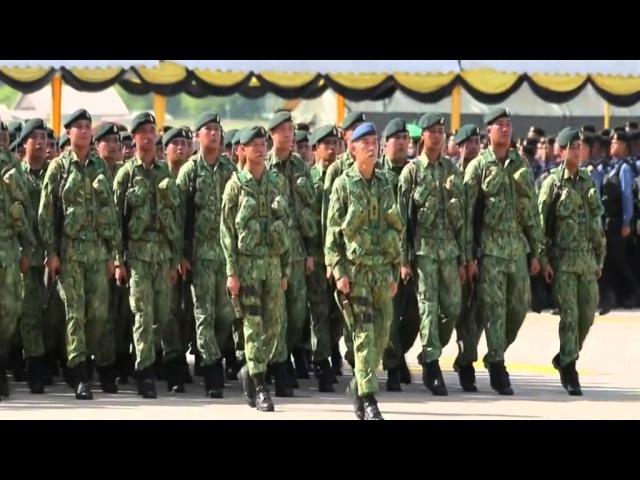 Kekuatan Militer Brunei Darussalam Negara Petrodollar yang Mempesona