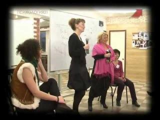 Телепередача «Женщины на грани» Ч.1, ведущий - психолог Владимир Раковский