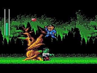 Прохождение игры The Addams Family [Sega Game Gear]
